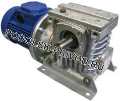 Мотор редуктор червячный одноступенчатый 2МЧ-40, 2МЧ-63, 2МЧ-80