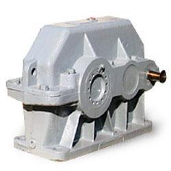 Двухступенчатый цилиндрический редуктор  1Ц2У-100, 1Ц2У-125, 1Ц2У-160, 1Ц2У-200,